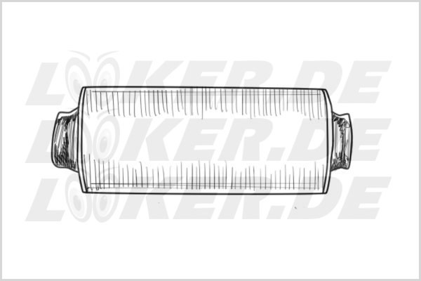 Catalytic converter Landrover 40 - L Class