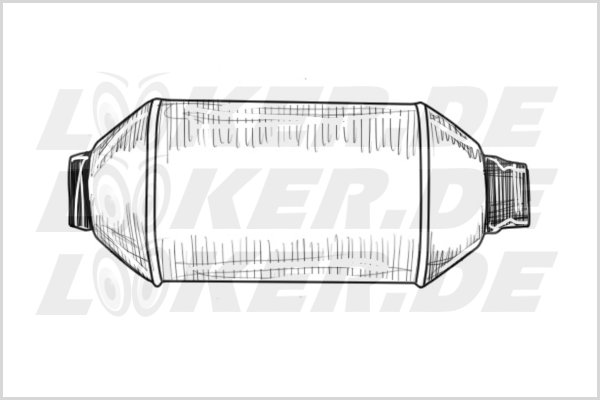 Catalytic converter Rover 30 - L Class